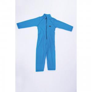 Комбинезон Радуга  для мальчика ЛисФлис. Цвет: голубой