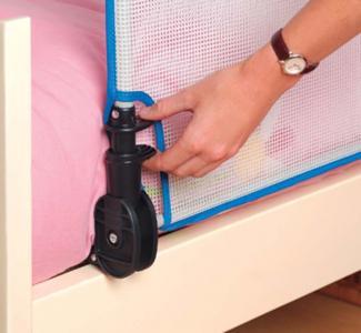 Барьер для кровати , цвет: белый Safety 1st