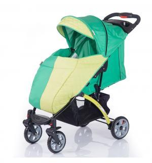 Прогулочная коляска  Tetra, цвет: зеленый BabyHit