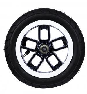 Колесо для коляски  10, цвет: черный Adamex