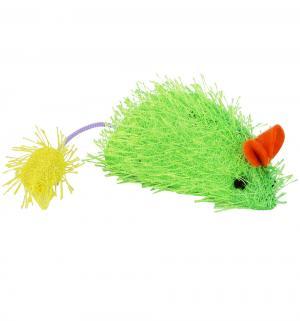 Игрушка для кошек  Мышь разноцветная, , 6,5см I.P.T.S.
