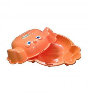 Песочница  Пчелка, цвет: оранжевый KHW