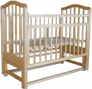 Детская кроватка  3 маятник поперечный Лаура