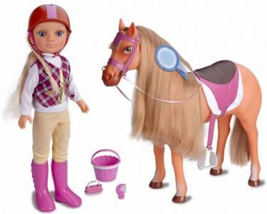 Кукла Нэнси с лошадкой Famosa