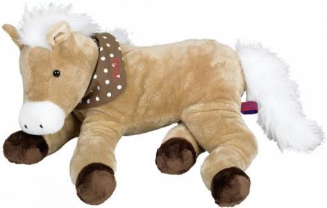 Мягкая игрушка  Плюшевая лошадка Nixe 25285 38 см Spiegelburg