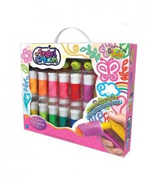 Набор для рисования Дизайнер, 12 цветов Angel Clay