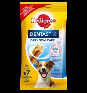 Лакомство  DENTASTIX для собак мелких пород старше 4-х месяцев, 110 гр Pedigree