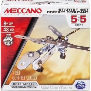 Базовая модель Дрон, Meccano