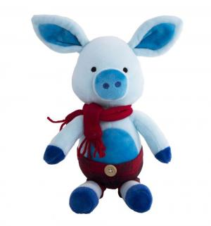 Мягкая игрушка  Поросёнок Франт 20 см Gulliver