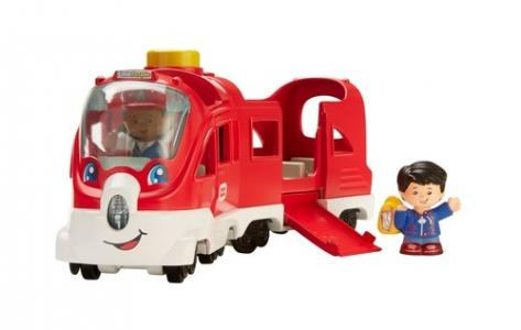 Поезд  Вежливые пассажиры, 1шт. Little People