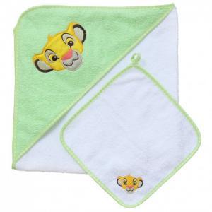 Комплект для купания kids Disney baby Король Лев 2 предмета Polini