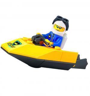 Конструктор  Pigboat Катер аквалангиста Brick