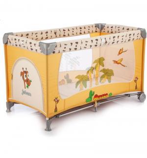 Манеж-кровать  C3, цвет: африка Jetem