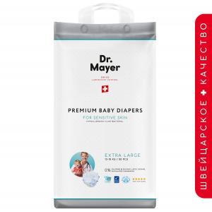 Подгузники  (12-18 кг) шт. Dr.Mayer
