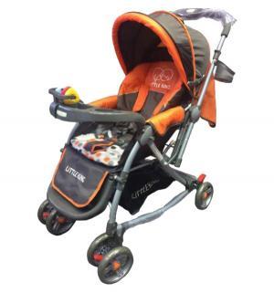 Прогулочная коляска  LK- 217 R, цвет: оранжевый Little King