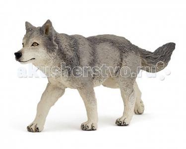 Игровая реалистичная фигурка Серая волчица Papo