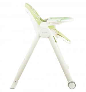 Стульчик для кормления  S-211, цвет: зеленый Capella