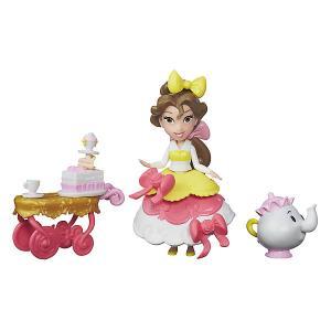 Игровой набор с мини-куклой Disney Princess Маленькое королевство Бель Hasbro