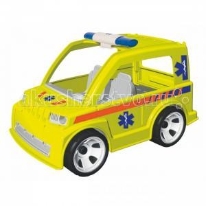 Машина скорой помощи и фельдшер Multigo