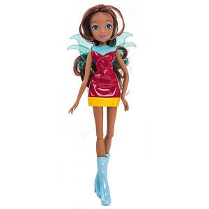 Кукла  Твигги Лейла Winx Club. Цвет: разноцветный