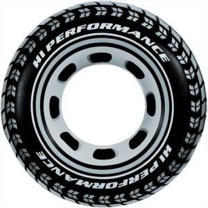 Надувной круг  Гигантская шина 91 см Intex