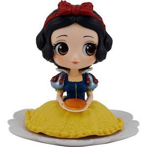 Фигурка Bandai Q Posket Sugirly Disney Characters: Белоснежка (нормальный цвет). Цвет: разноцветный