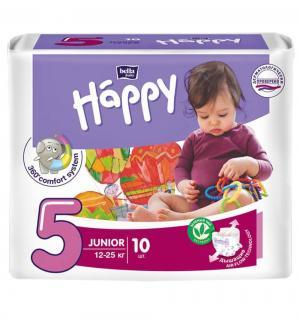 Подгузники  Baby Happy Junior 5 (12-25 кг) 10 шт. Bella