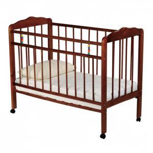 Детская кроватка  Женечка-1 колесо Russia