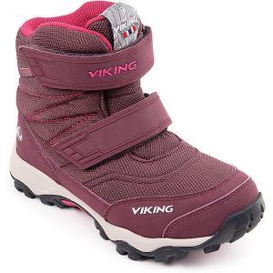 Ботинки Bifrost III GTX Viking для девочки. Цвет: лиловый