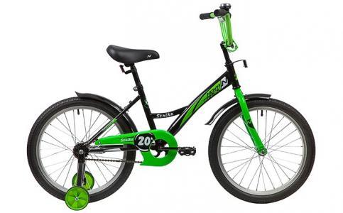 Велосипед двухколесный  Strike 20 Novatrack