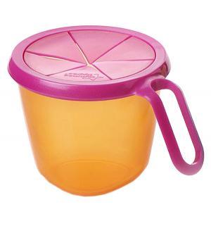 Контейнеры  для снеков и печенья, цвет: оранжевый Tommee Tippee