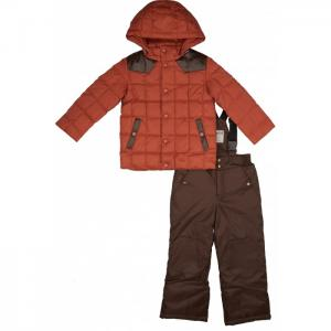 Комплект для мальчика (куртка и полукомбинезон) 39-179 Ёмаё
