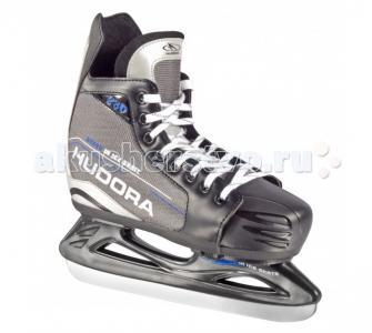 Коньки хоккейные раздвижные Hudora