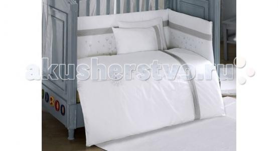Постельное белье  Blossom Linen (3 предмета) Kidboo