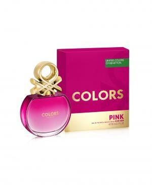 Туалетная вода (80 мл)  Colors Pink Benetton