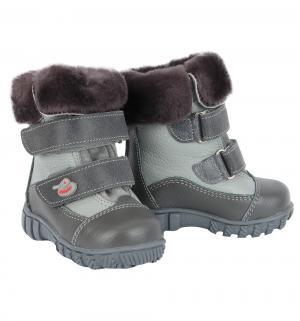 Ботинки , цвет: серый Котофей