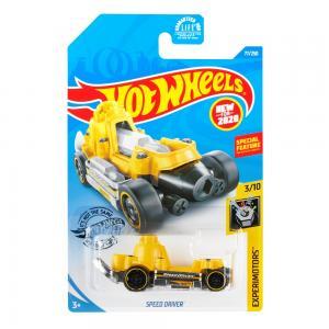 Автомобиль  Серия базовых моделей Speed Driver 7 см Hot Wheels