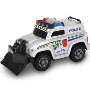 Машинка  Полицейская со светом и звуком 15 см Dickie