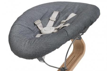 Кресло-шезлонг Baby для стула Nomi (основание серое) Evomove