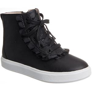 Ботинки  для девочки Vitacci. Цвет: черный