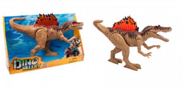 Подвижная фигура Спинозавр Chap Mei