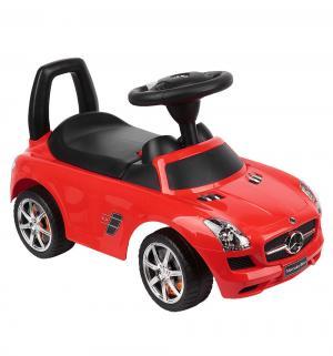 Машина-каталка  Mercedes-Benz SLS AMG, цвет: красный Chilok BO