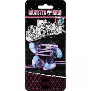 Набор аксессуаров для волос Monster High + стикер Daisy Design