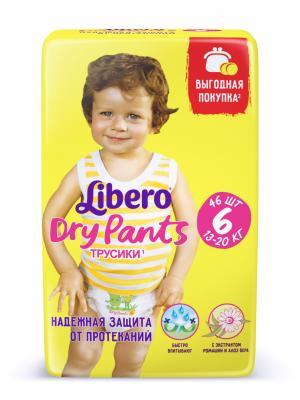 Трусики  Dry Pants 6 (13-20 кг) 46 шт. Libero