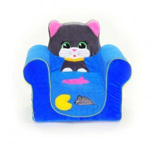 Детское кресло Мяу-Мяу Кошечка Кипрей