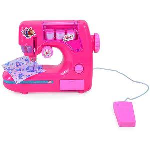 Игровой набор  Бытовая техника Швейная машинка Winx Club. Цвет: разноцветный