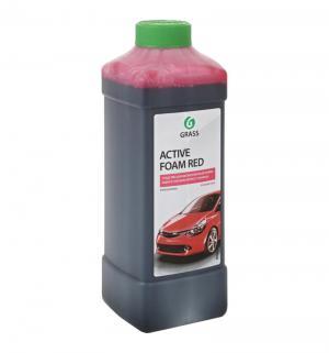 Пена активная  для бесконтактной мойки автотранспорта Active Foam Red Grass