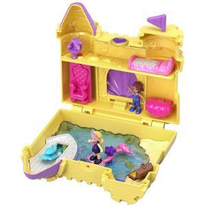 Игровой набор  Мир Полли Серфинг и солнечные приключения Polly Pocket