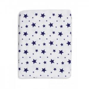 Пеленка  для новорожденных фланелевая Тейка Звезды 3 шт. Чудо-чадо