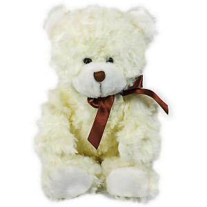 Мягкая игрушка  Плюшевый мишка Гарри 23 см, карамельный Teddykompaniet. Цвет: белый